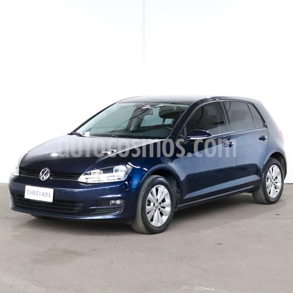 Volkswagen Golf 5P 1.4 TSi Comfortline usado (2015) color Azul precio $1.435.700