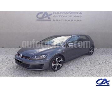 Volkswagen Golf 5P 2.0 GLX usado (2017) color Gris Oscuro precio u$s32.000