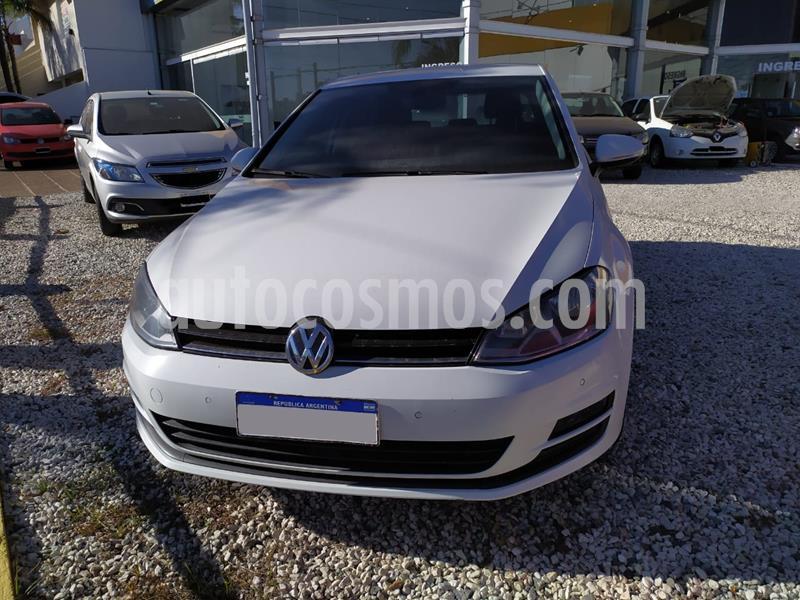 Volkswagen Golf 5P 1.4 TSi Comfortline DSG usado (2017) color Blanco precio $1.750.000