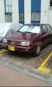 Foto venta Carro usado Volkswagen Golf AUTOMOVIL (1998) color Rojo precio $12.000.000