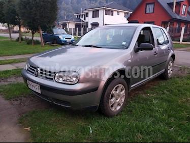 Volkswagen Golf 1.6 Comfort 5P usado (2004) color Plata precio $2.800.000