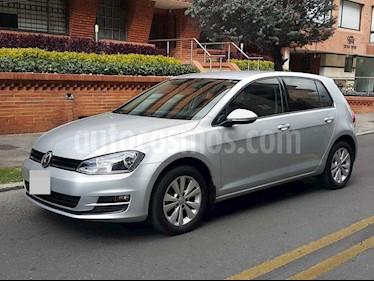 Volkswagen Golf Comfortline Aut usado (2015) color Gris precio $28.000.000