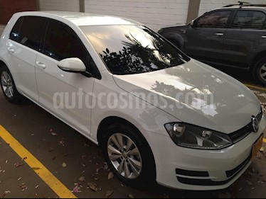 Volkswagen Golf Comfortline Aut usado (2016) color Blanco precio $48.000.000