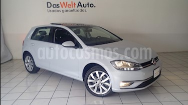 Foto venta Auto Seminuevo Volkswagen Golf Comfortline DSG (2018) color Blanco precio $339,900