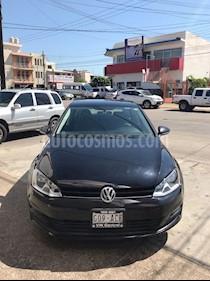 Volkswagen Golf Comfortline DSG usado (2015) color Negro precio $210,000
