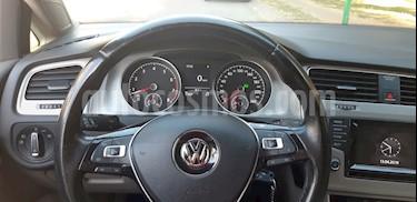 Volkswagen Golf Comfortline DSG usado (2015) color Plata Tungsteno precio $235,000