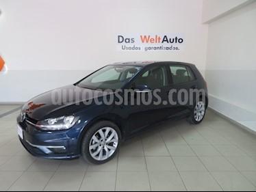 Foto venta Auto usado Volkswagen Golf Comfortline DSG (2018) color Azul Noche precio $335,384