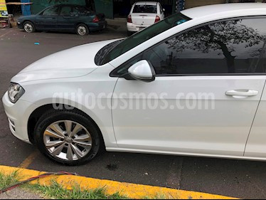 Volkswagen Golf Comfortline DSG usado (2016) color Blanco precio $245,000