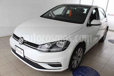 Volkswagen Golf Comfortline DSG usado (2019) color Blanco precio $350,000