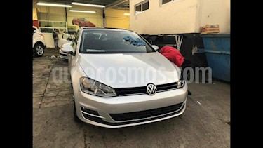 Volkswagen Golf Comfortline DSG usado (2015) color Plata Reflex precio $206,500