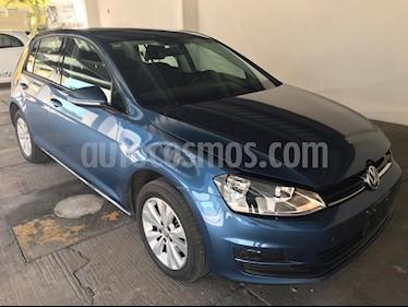 Foto venta Auto Seminuevo Volkswagen Golf Comfortline DSG (2016) color Azul precio $245,000