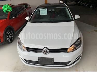 Foto Volkswagen Golf Comfortline DSG usado (2015) color Blanco precio $212,000