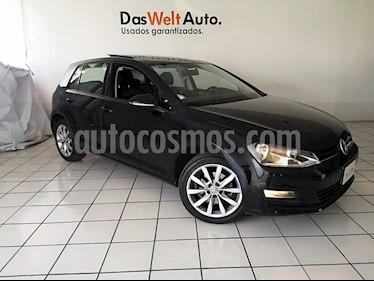 Foto venta Auto usado Volkswagen Golf Comfortline DSG (2017) color Negro precio $284,900