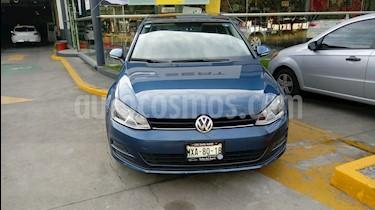 Foto venta Auto Seminuevo Volkswagen Golf Comfortline DSG (2016) color Azul Cielo precio $264,990