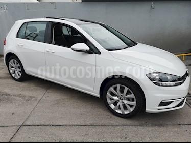 Foto venta Auto usado Volkswagen Golf Comfortline (2019) color Blanco precio $339,900