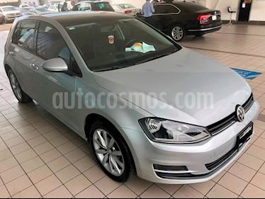 Foto venta Auto usado Volkswagen Golf Comfortline (2016) color Plata Reflex precio $220,000