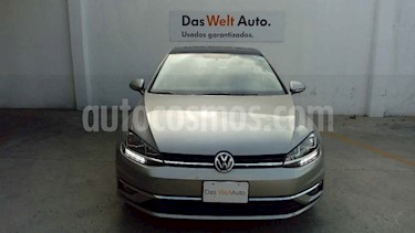 Foto venta Auto usado Volkswagen Golf Comfortline (2018) color Plata precio $325,000
