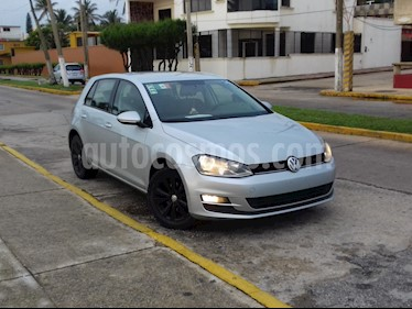 Volkswagen Golf Comfortline usado (2015) color Plata Reflex precio $176,000
