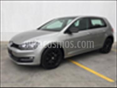 Volkswagen Golf Comfortline usado (2015) color Plata precio $210,000