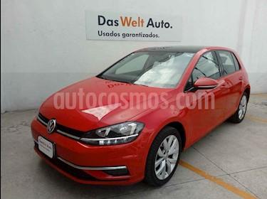 Foto venta Auto usado Volkswagen Golf Comfortline (2019) color Rojo precio $355,000