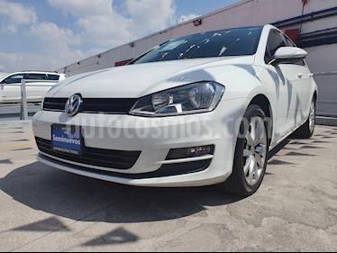 Foto venta Auto usado Volkswagen Golf Comfortline (2016) color Blanco precio $255,000