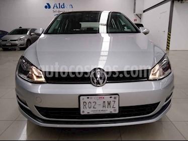 Foto Volkswagen Golf Comfortline usado (2015) color Plata precio $212,000