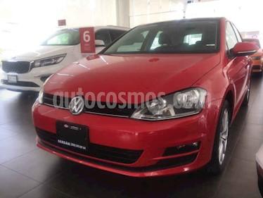 Foto venta Auto usado Volkswagen Golf Comfortline (2017) color Rojo precio $255,000