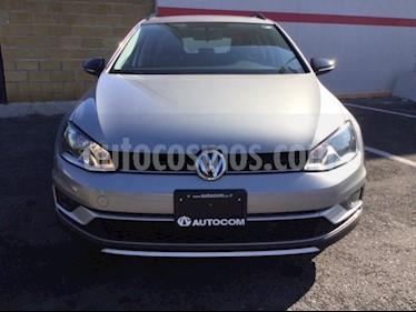 Foto venta Auto usado Volkswagen Golf CROSSGOLF DSG (2017) color Plata precio $280,000