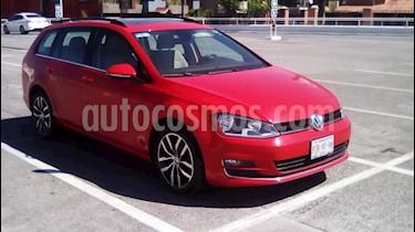 Foto venta Auto usado Volkswagen Golf Fest (2016) color Rojo precio $279,000