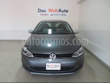 Foto venta Auto usado Volkswagen Golf Fest (2017) color Gris Platino precio $299,104