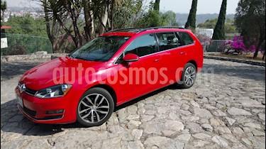 Foto venta Auto usado Volkswagen Golf Fest (2016) color Rojo precio $275,000