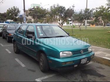 Foto venta Auto usado Volkswagen Golf Gl L4,1.8i S 2 1 (1993) color Verde precio u$s3,400