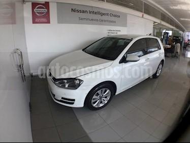 Foto venta Auto Seminuevo Volkswagen Golf GOLF COMFORTLINE 1.4 LTS DSG (2015) color Blanco precio $210,000