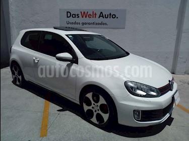 Foto venta Auto usado Volkswagen Golf GTi 1.8T 3P (150Hp) (2013) color Blanco precio $235,000