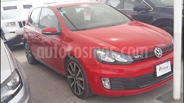 Foto venta Auto Seminuevo Volkswagen Golf GTi A2 Aut (2013) color Rojo precio $219,000