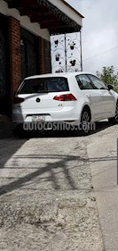 Volkswagen Golf Highline DSG usado (2015) color Blanco precio $235,000