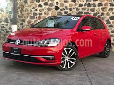 Foto venta Auto usado Volkswagen Golf Highline DSG (2018) color Rojo precio $350,000