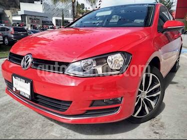 Foto venta Auto usado Volkswagen Golf Highline DSG (2015) color Rojo precio $255,000