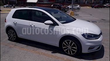 Foto Volkswagen Golf Highline DSG usado (2018) color Blanco precio $340,000