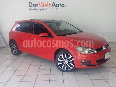 Foto venta Auto usado Volkswagen Golf Highline DSG (2016) color Rojo precio $274,900