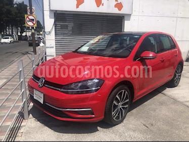 Foto venta Auto usado Volkswagen Golf Highline DSG (2018) color Rojo precio $360,000