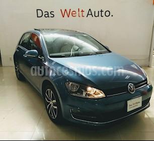Foto venta Auto Seminuevo Volkswagen Golf Highline DSG (2018) color Azul precio $365,000