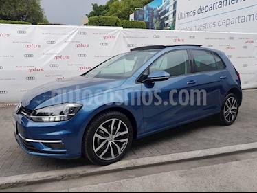 Foto venta Auto usado Volkswagen Golf Highline DSG (2018) color Azul precio $350,000