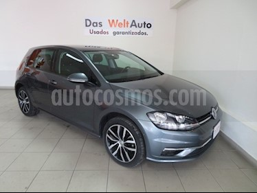 Foto venta Auto usado Volkswagen Golf Highline DSG (2018) color Gris Platino precio $349,883