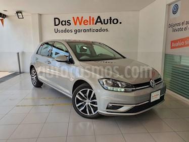 Foto venta Auto usado Volkswagen Golf Highline DSG (2018) color Plata Tungsteno precio $369,000