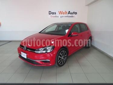Foto venta Auto usado Volkswagen Golf Highline DSG (2018) color Rojo Tornado precio $335,892