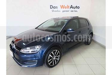 Foto venta Auto usado Volkswagen Golf Highline DSG (2016) color Azul precio $254,995