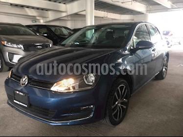 Foto venta Auto usado Volkswagen Golf Highline DSG (2017) color Azul precio $322,000