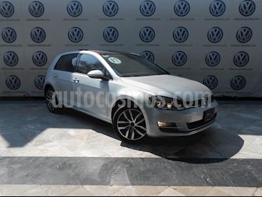 Foto Volkswagen Golf Highline DSG usado (2017) color Plata Reflex precio $299,000