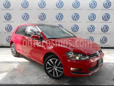 Foto venta Auto usado Volkswagen Golf Highline DSG (2015) color Rojo precio $254,000